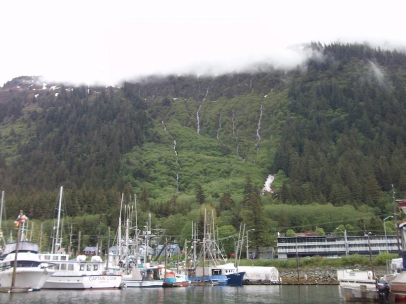 Aurora Harbor, Juneau, Alaska