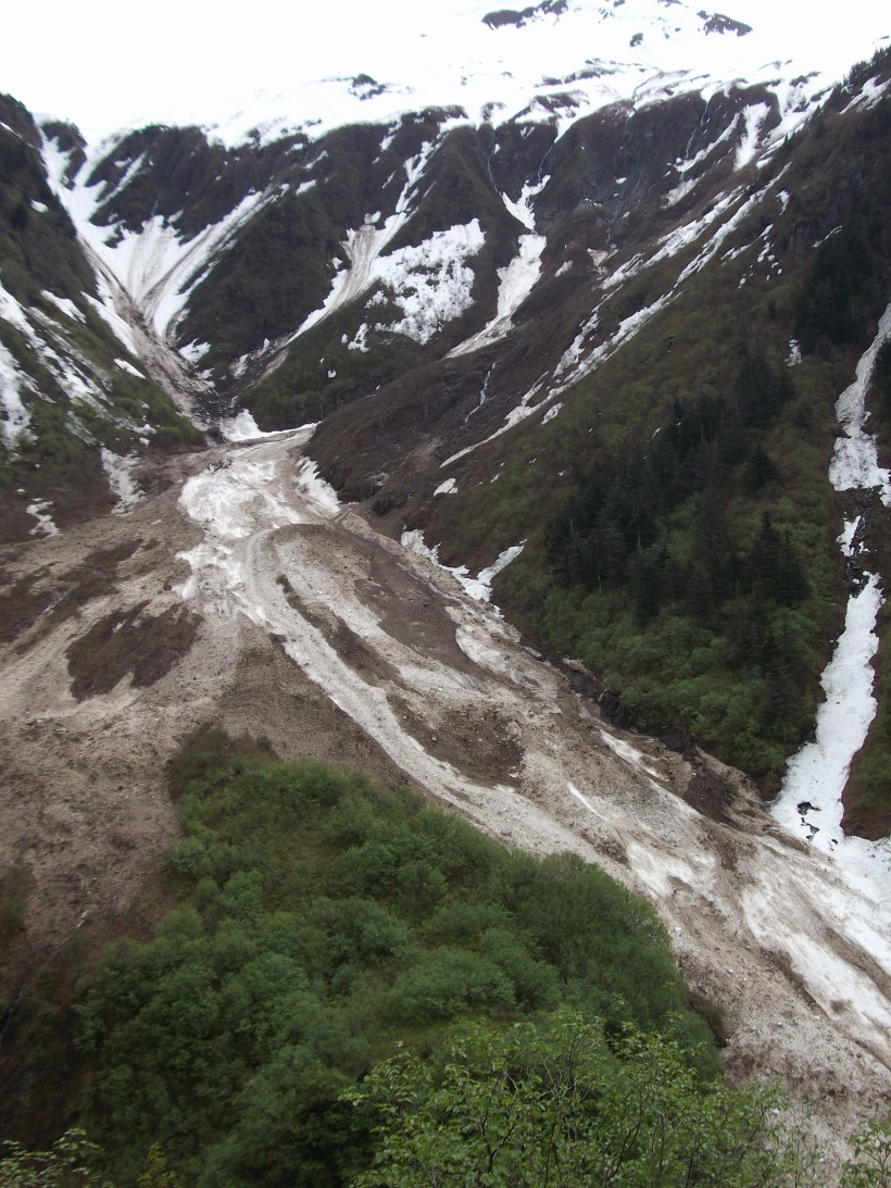 Perserverance trail, Juneau, Alaska