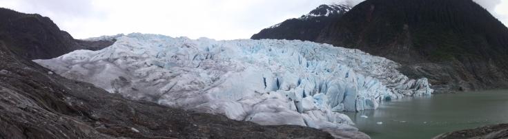 Mendenhall Valley Glacier, Juneau, Alaska