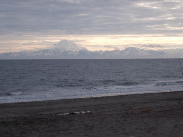 Kenai Beach, Kenai, Alaska