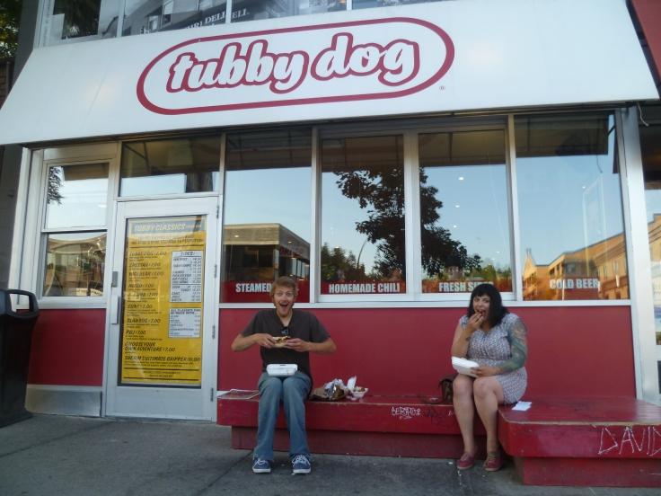 Tubby Dog!