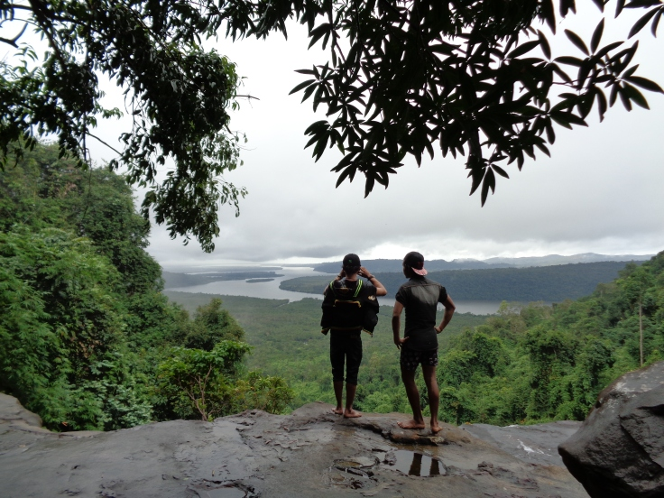 My guides on our jungle trek in Koh Kong.