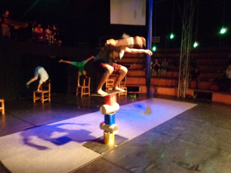 The Phare Circus in Siem Reap