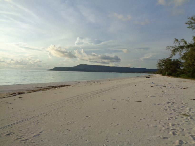 The peaceful side, Koh Rong, Cambodia